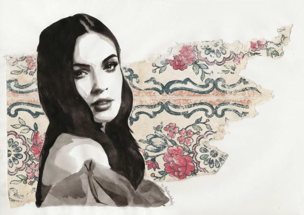 Megan Fox par Estherproductos